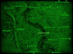 FO4 Радиостанция WRVR (карта мира)
