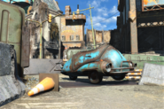 FO4 Vehicle Flea Cambrdg