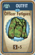 FoS Officer Fatigues Card