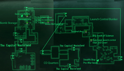 Fort Constantine map