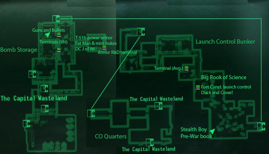 Maps. \u201c & Fort Constantine | Fallout Wiki | FANDOM powered by Wikia