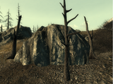 Hollowed-out rock (Fallout 3)