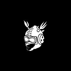 Іконка шолома психо-рейдерів