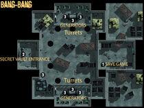 Los Vault-Tec warehouse basement