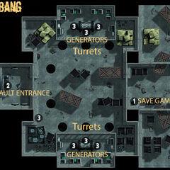 Warehouse basement