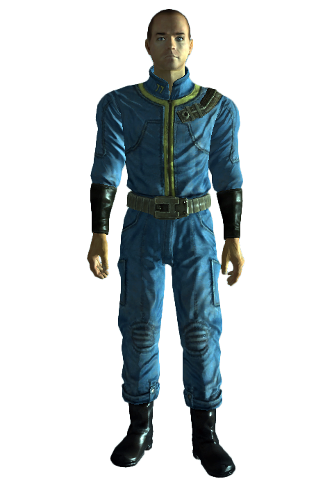 Vault Tec Costume & Fallout 4 Vault 111 Loot Box Sc 1 St
