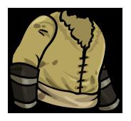 Confessor Cromwells rags