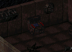 FO1 Glow 1st level power terminal
