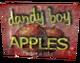 FO3 Dandy Boy Apples