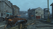 FO4 Hyde Park view