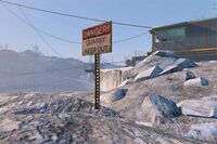FO4 Quarry sign
