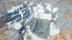 FO4 Thicket excavations drained