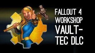 Fallout 4 Vault-Tec Workshop DLC Trailer - Fallout 4 Vault-Tec DLC Gameplay