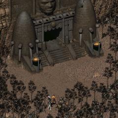 Вхід у Храм Випробувань