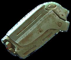 Fo4 combat armor arm