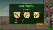 FoS Recompensa Yak completado