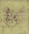 Forest treasure map 10