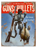 Guns and bullets - future of hunting