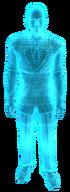 Hologram vendor