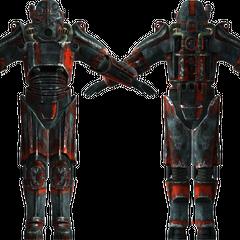 Силова броня Ізгоїв