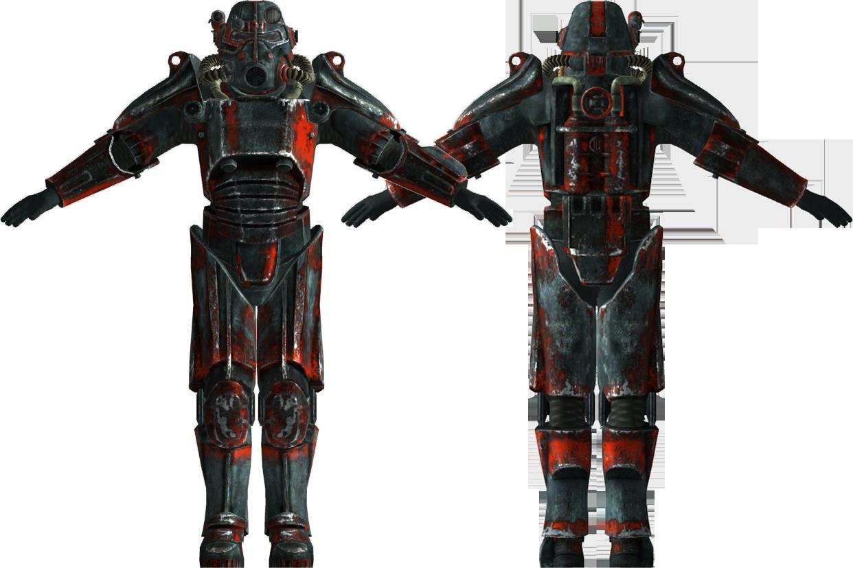 Силова броня у фалаут 3