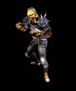 Cain render