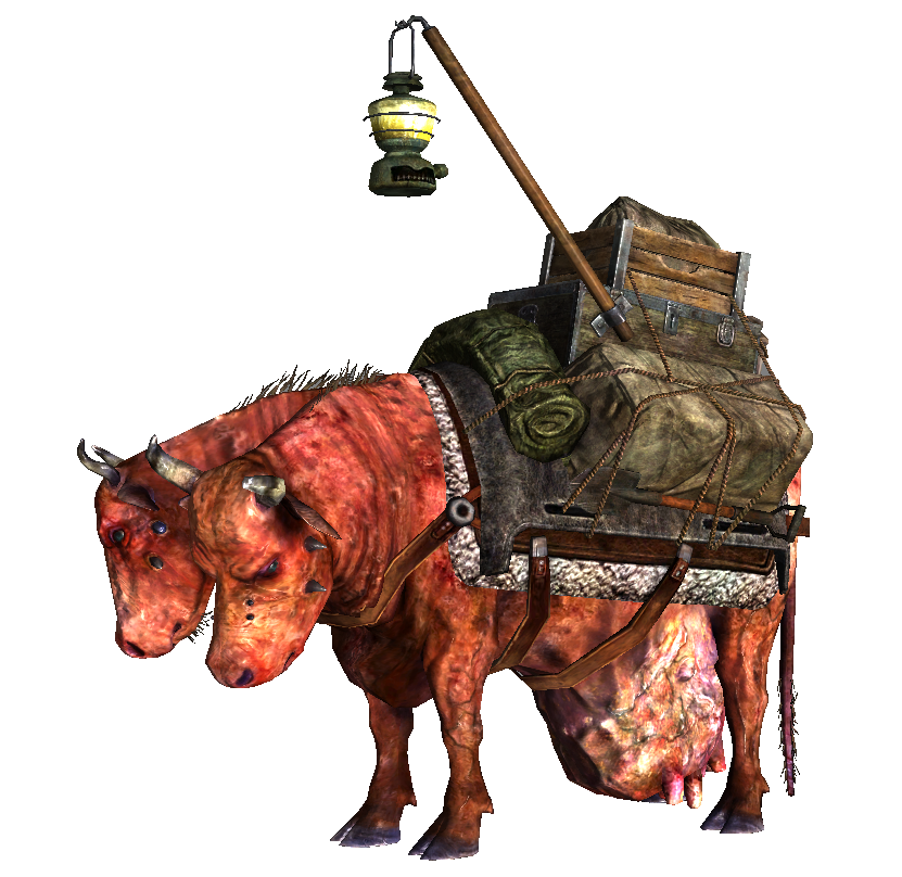 Crow's and Harith's pack brahmin