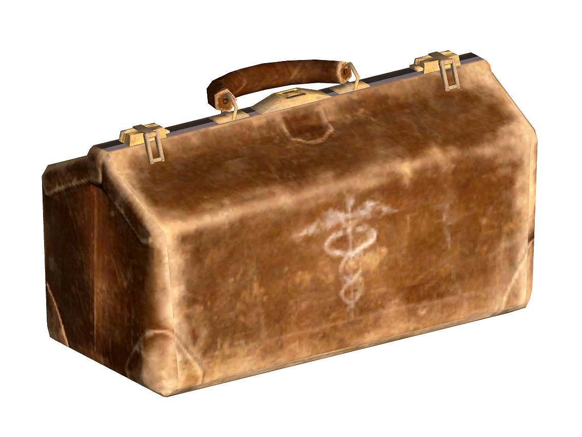 Doctors bag fallout new vegas fallout wiki fandom powered by doctors bag solutioingenieria Gallery