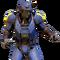 FO76 Atomic Shop - Vault-Tec combat armor paint