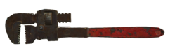 Fallout4 Pipe wrench