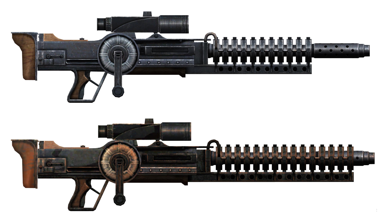 Gauss rifle compare