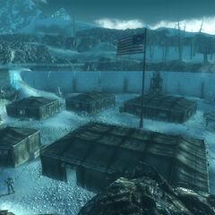 Табір армії США на Алясці