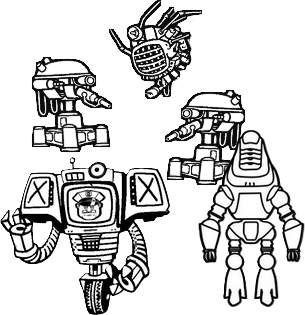 Robot Fallout Wiki Fandom Powered By Wikia