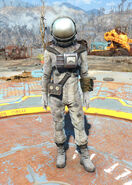 Spacesuit costume female