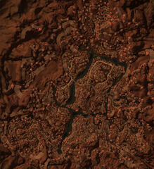 Zion map
