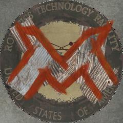Лого Механіста в головному залі