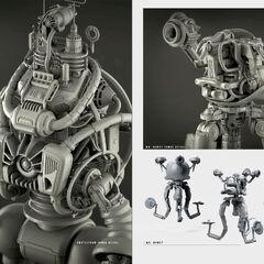 Various robots