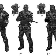 Концепт-арт №3, автор Wesley Burt