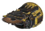 F76WL Industrial hand