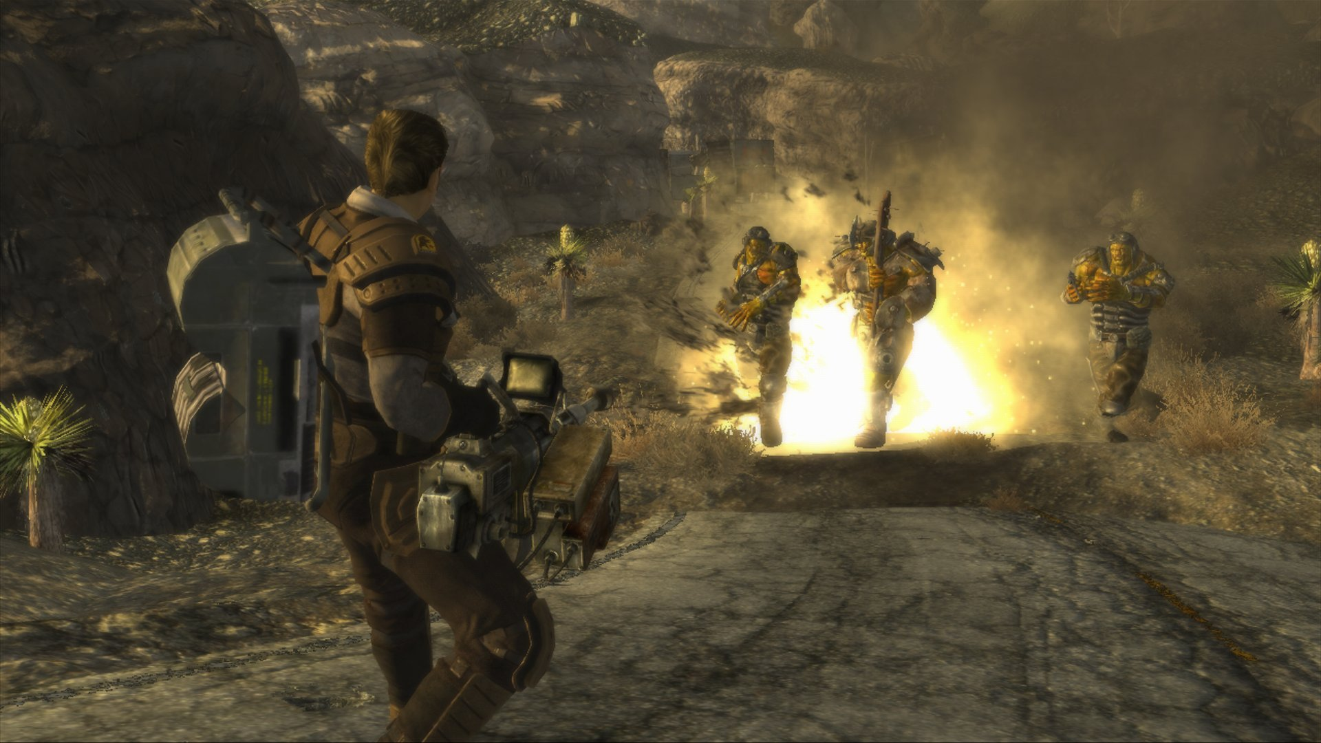 FNV Prelease Screenshot Ranger