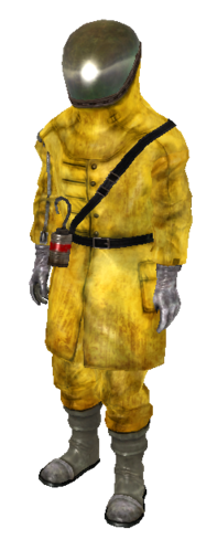 Fallout 3 Radiation Suit