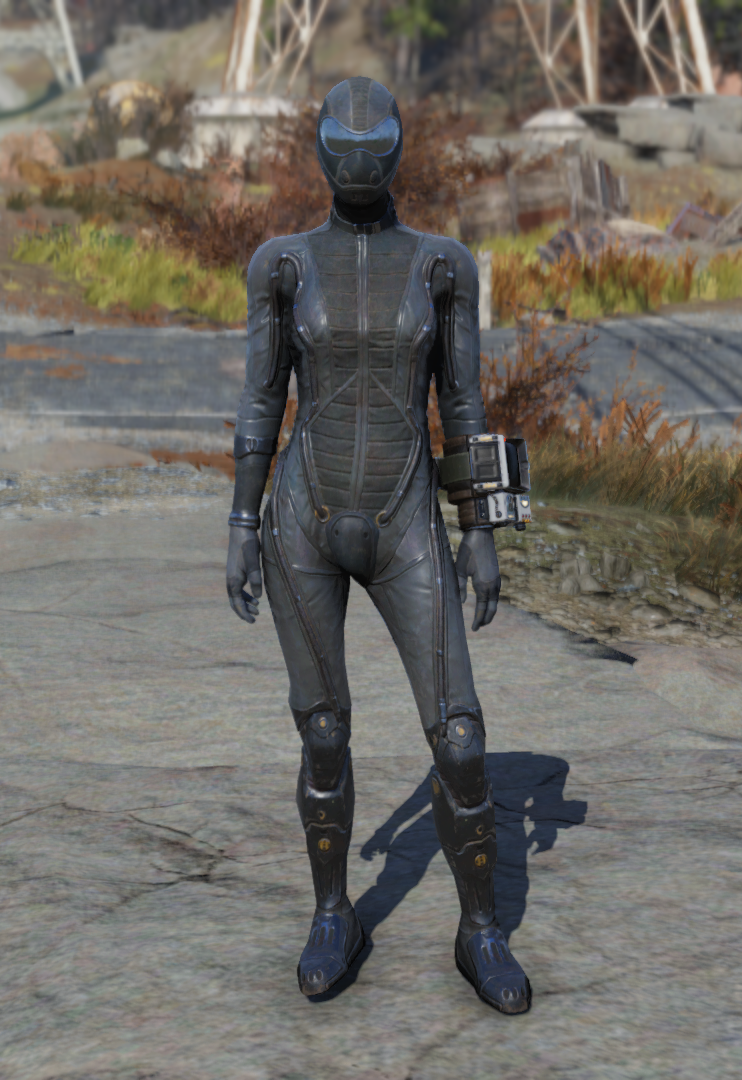 Marine wetsuit (Fallout 76) | Fallout Wiki | FANDOM powered by Wikia