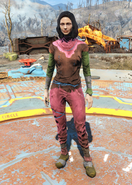 Fo4ColorfulBrownUndergarments female
