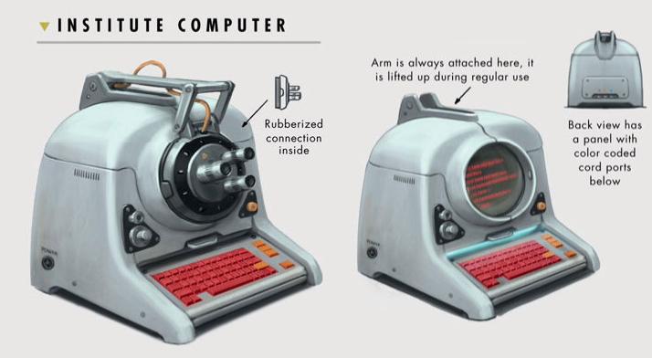 Fo4 Art Institute Computer