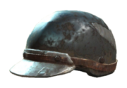 Fo4 metal helmet