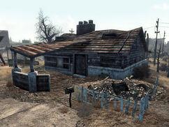 Old Man Harris House