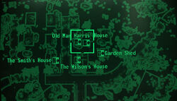 Old Man Harris house loc