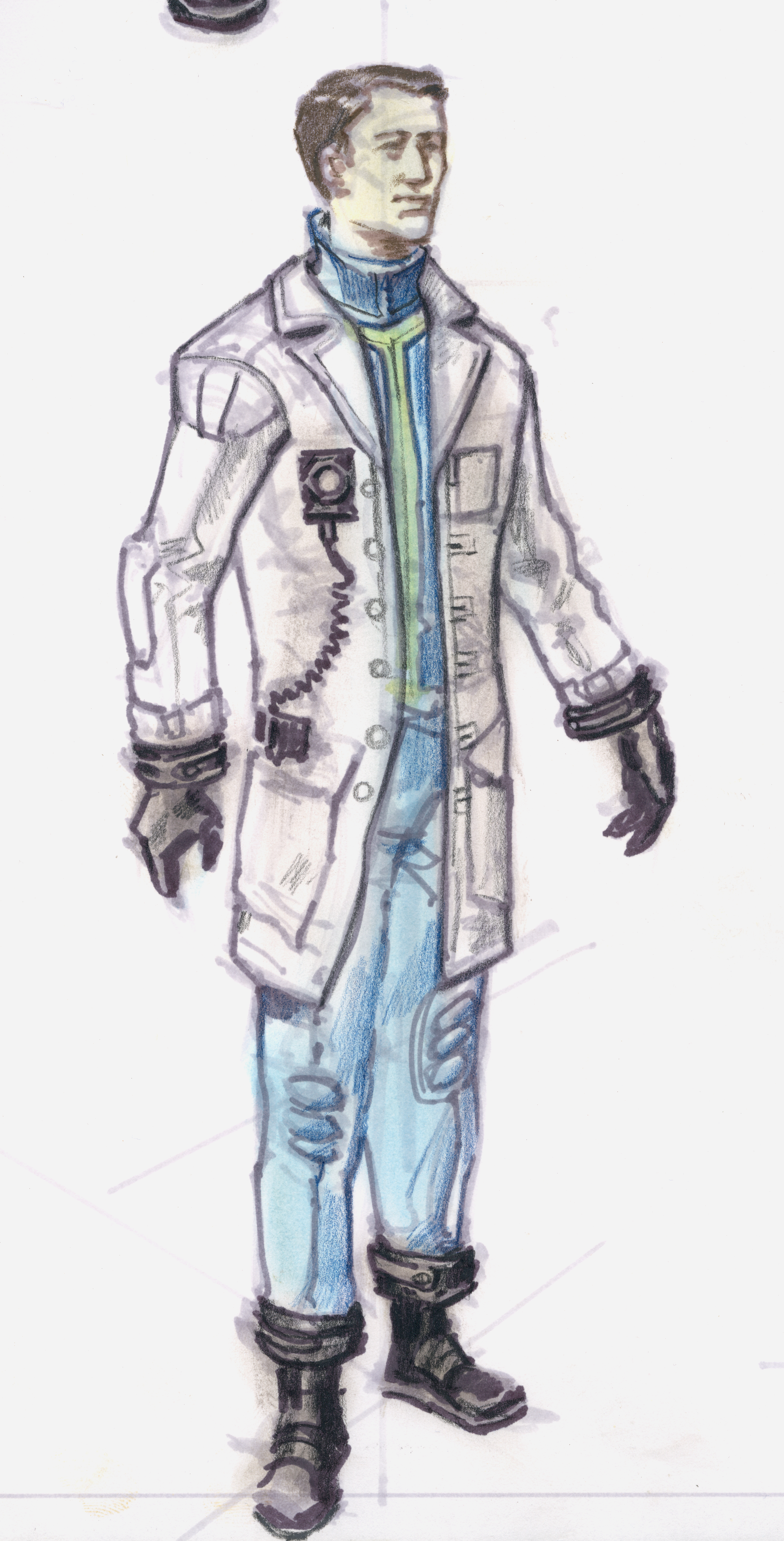 Vault lab uniform CA