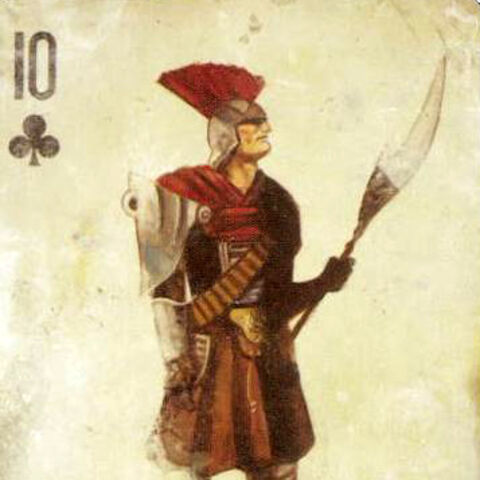 карта з колекційного видання гри