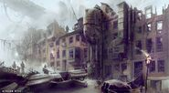 Art of Fallout 4 Beacon Hill